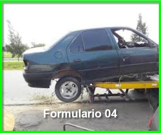 Formulario 04 Automotor